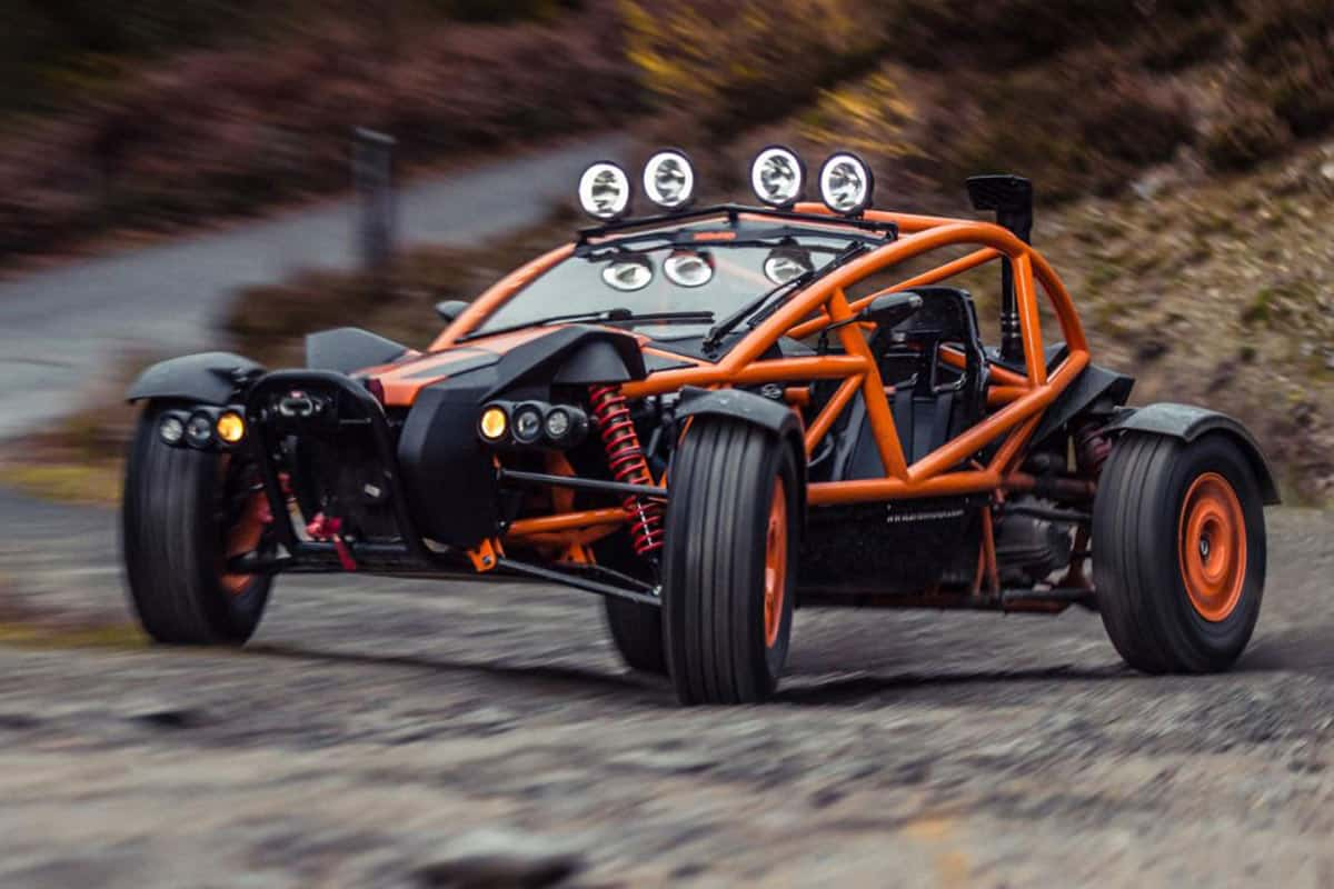 Ariel Nomad(Top Gear)