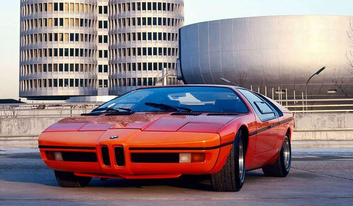 BMW TURBO(Motor1)