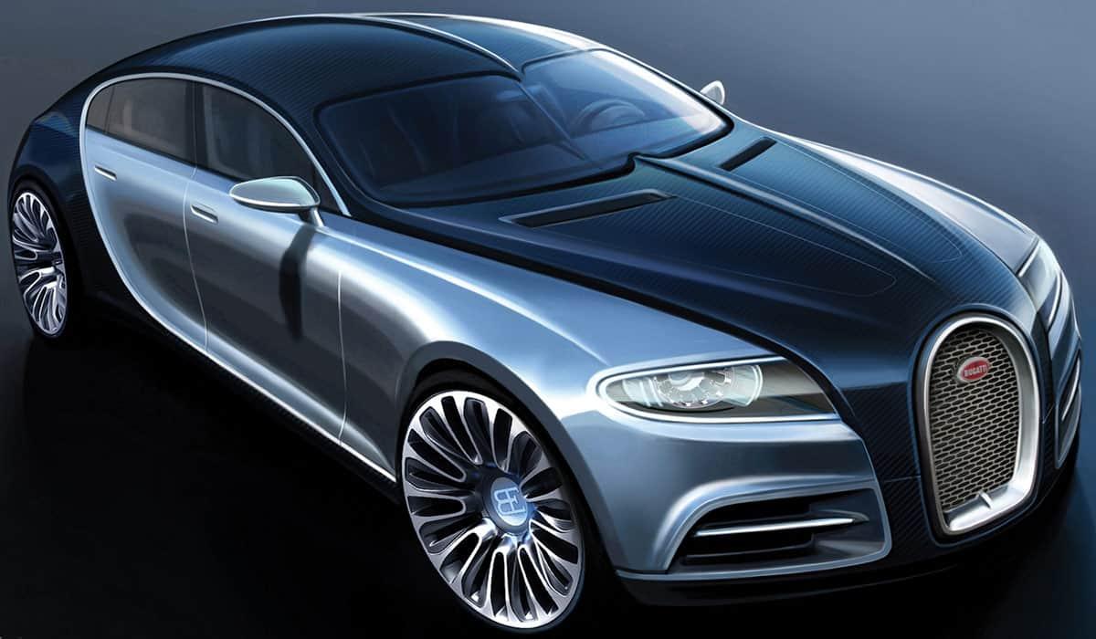 Bugatti Galibier(Motor Trend)