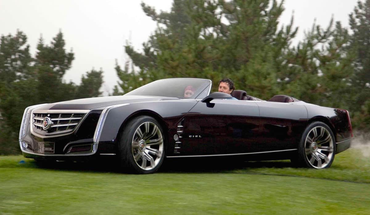 Cadillac Ciel(Motor Trend)
