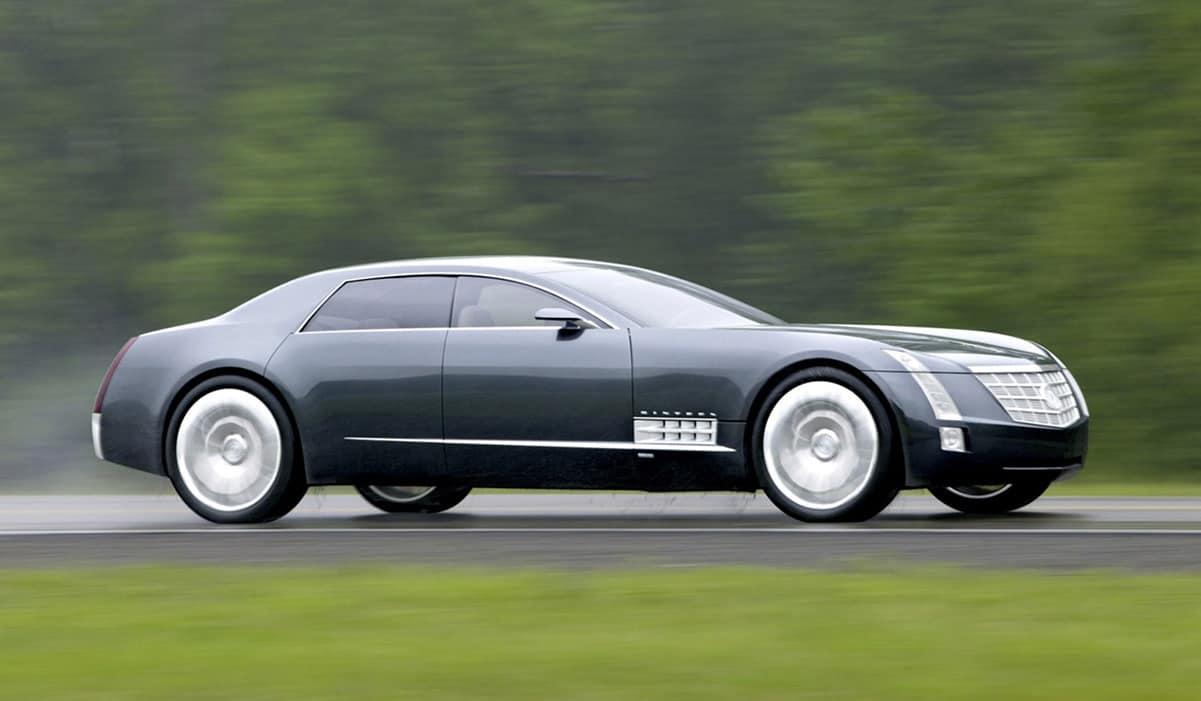 Cadillac Sixteen(Motor Authority)