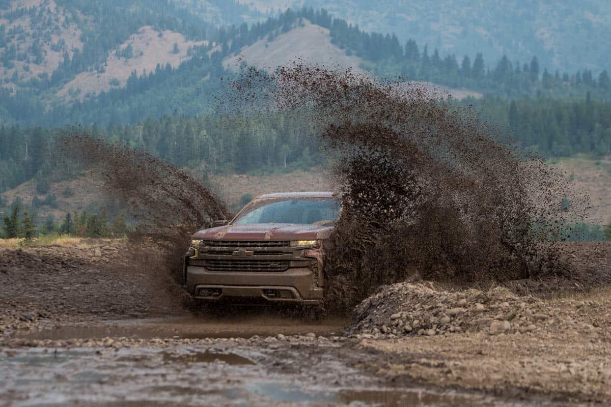 Chevrolet Silverado 1500 Trail Boss(Gear Junkie)