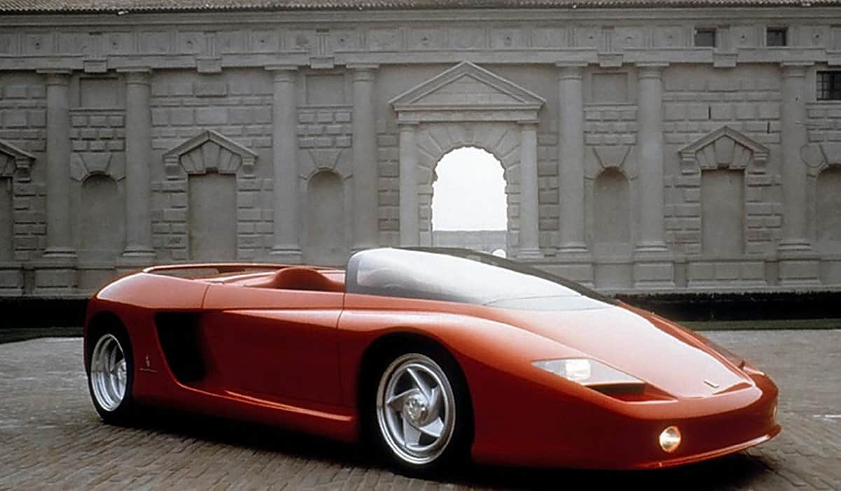 Ferrari Mythos(Motor1)