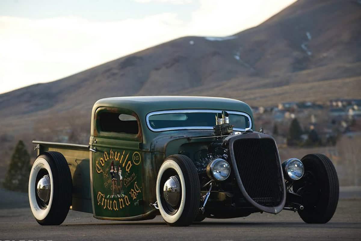 Ford Hot Rod(Motor 1)