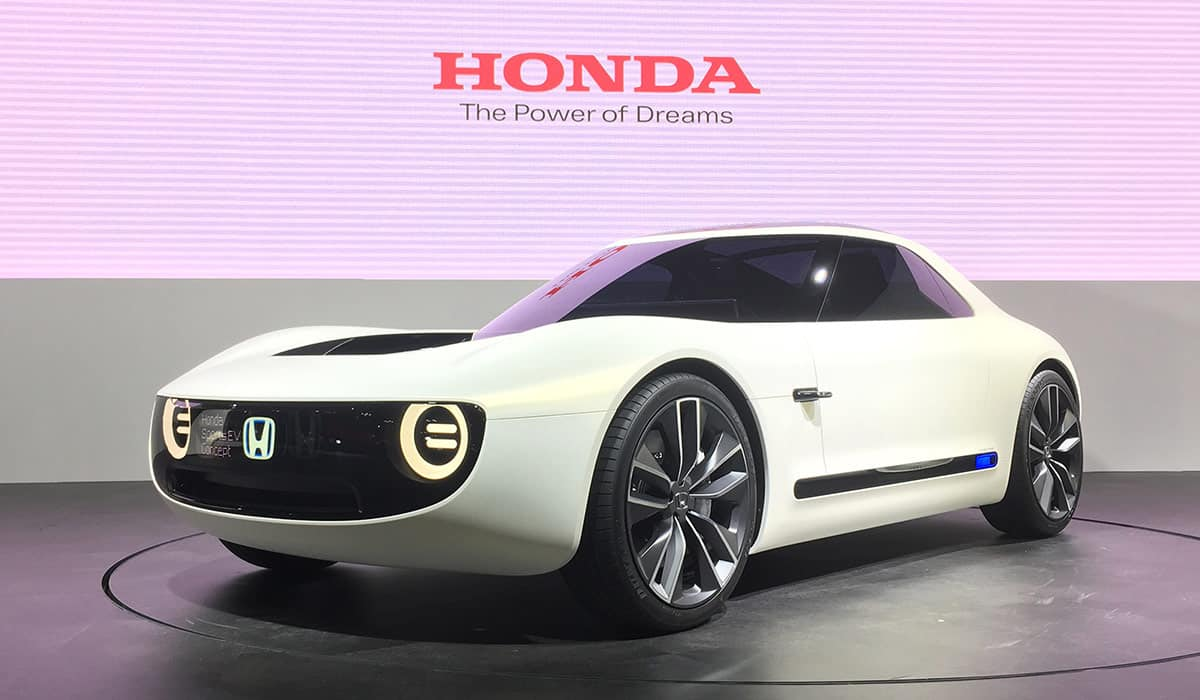 Honda Sports EV(Jonathan Burns)