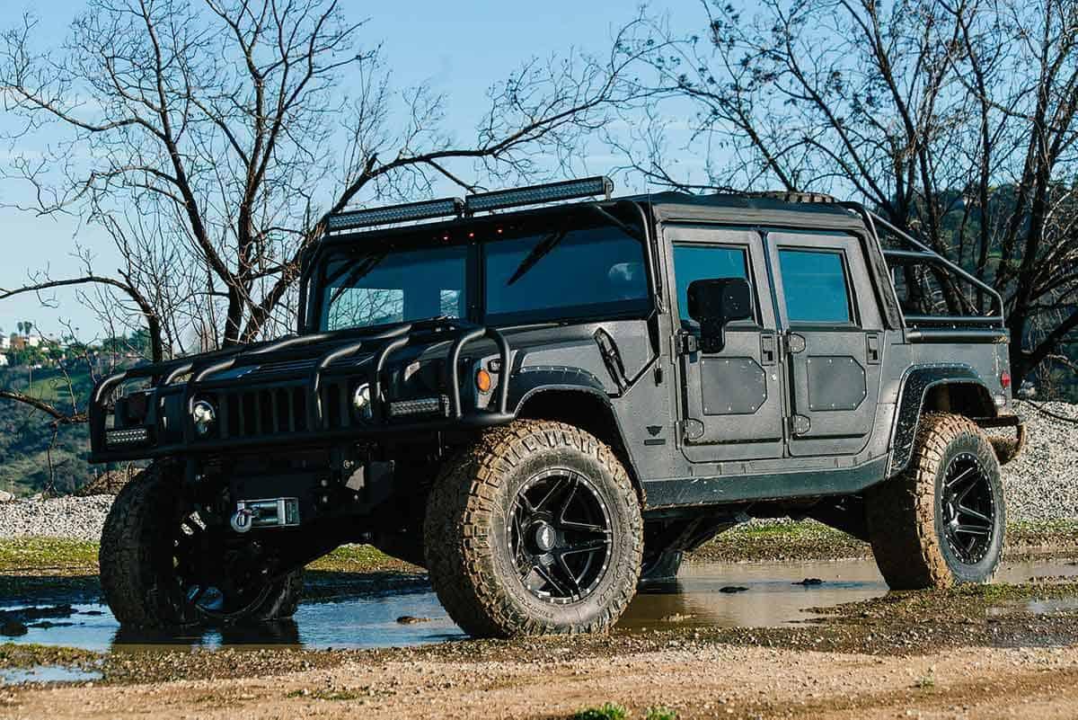 Hummer H1(Gear Patrol)