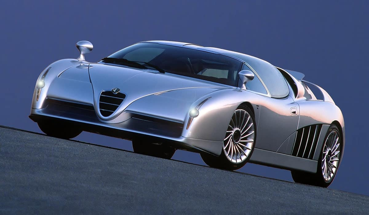 Italdesign Alfa Romeo Scighera(Motor1)