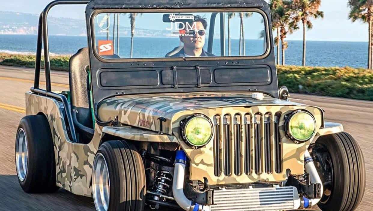 Jeep Rod(Zach Williams)