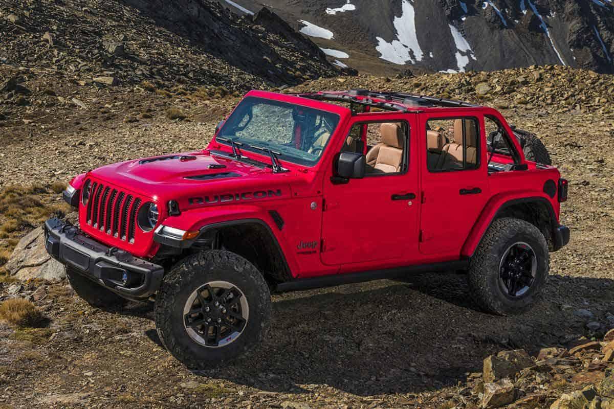 Jeep Wrangler(raylaethem)