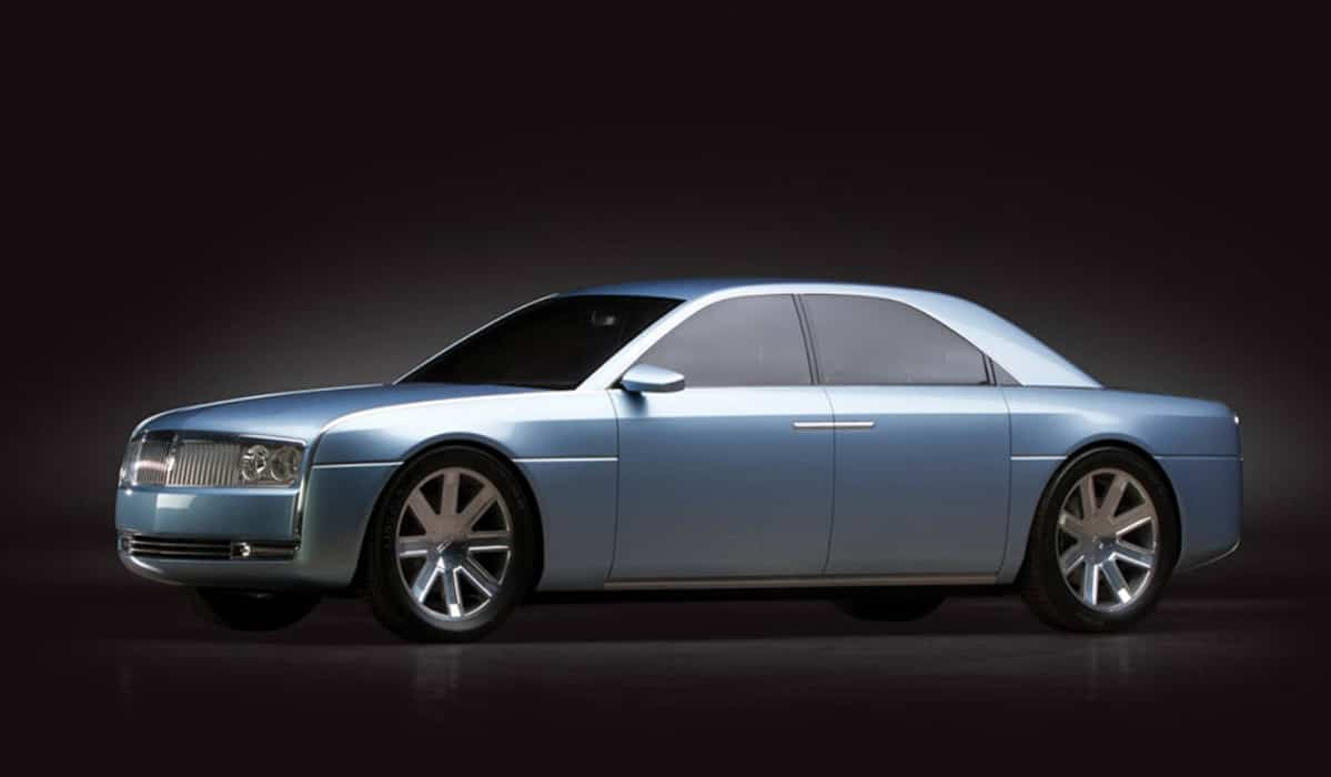 LINCOLN CONTINENTAL(RM Auctions)