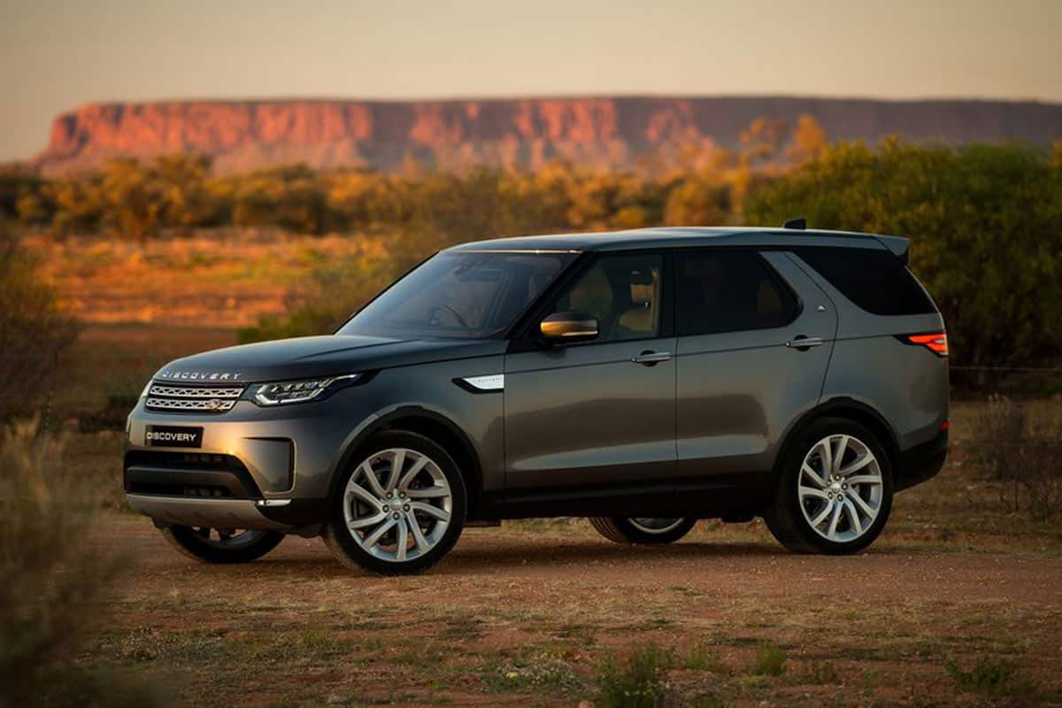 Land Rover Discovery(Land Rover)