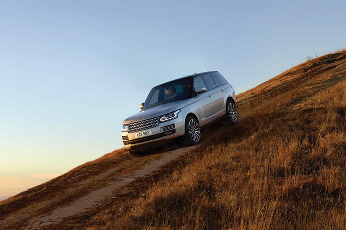 Land Rover Range Rover(Land Rover)