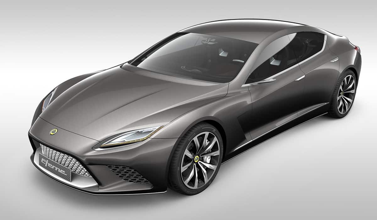 Lotus Eterne(Top Speed)
