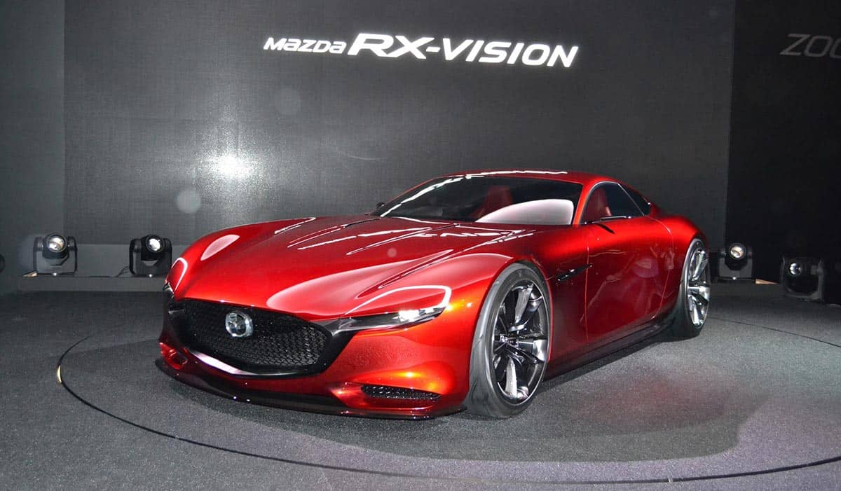 Mazda RX-Vision(Sylvain Raymond)