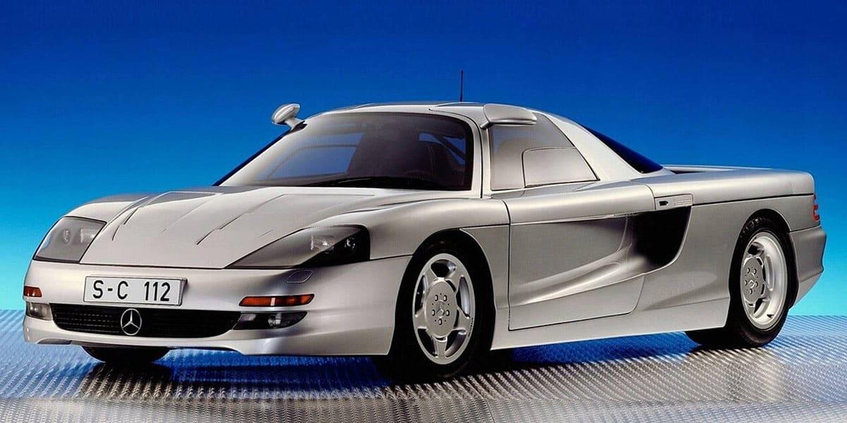 Mercedes-Benz C112(Motor1)