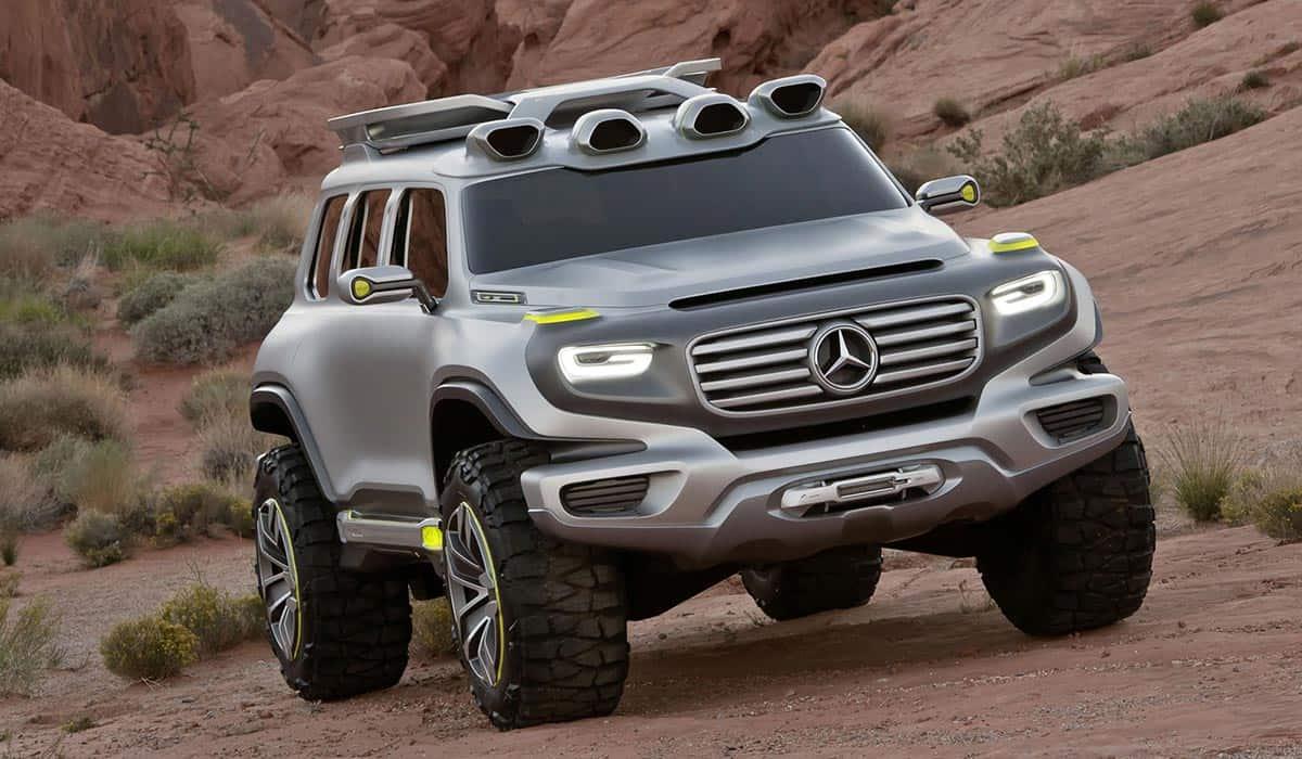 Mercedes-Benz Ener-G-Force(Mercedes-Benz)