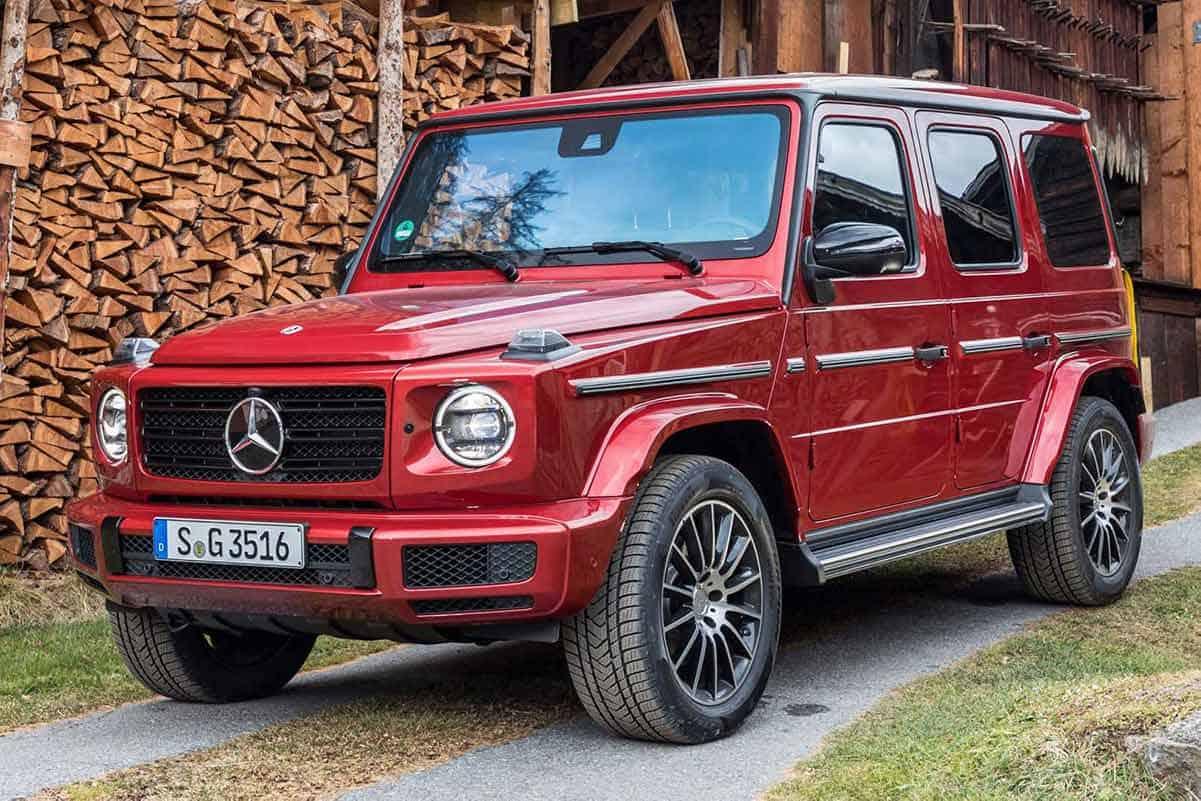Mercedes-Benz G-class(Motor 1)