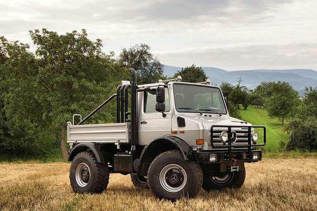 Mercedes-Benz Unimog(Motor 1)