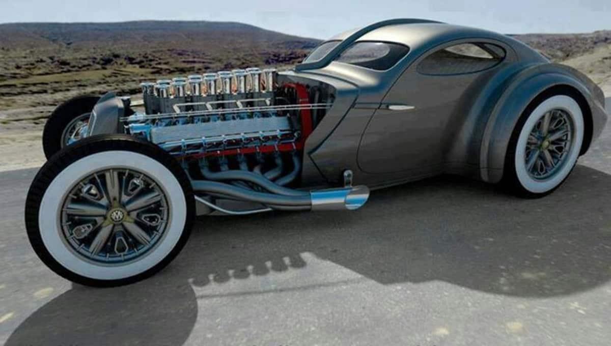 Modern Hot Rod(autowise.com)