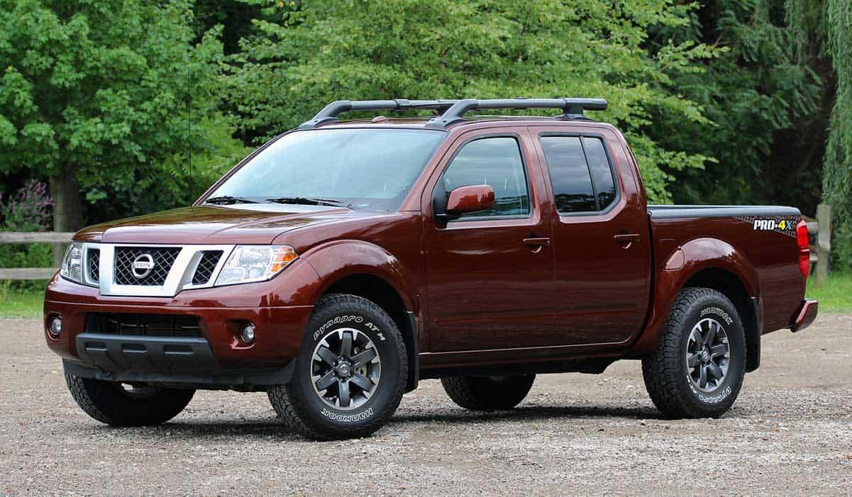 Nissan Frontier Pro-4X(Motor 1)