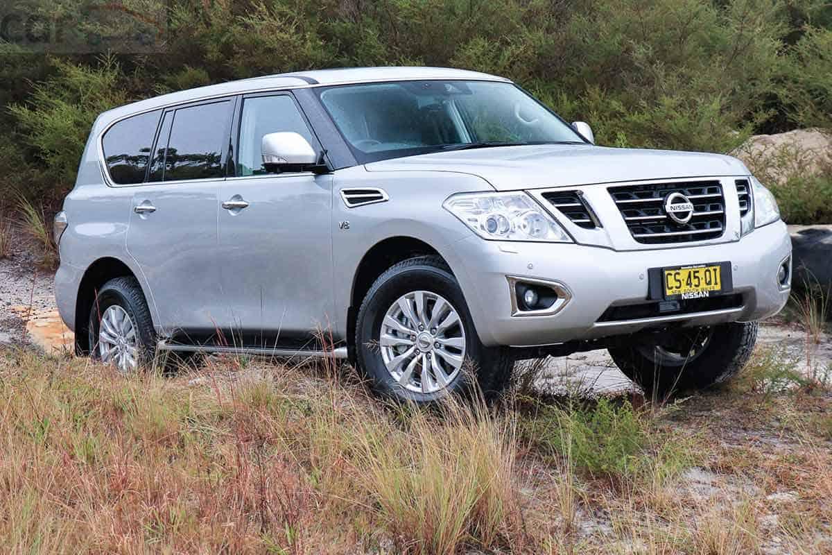 Nissan Patrol(Which Car)