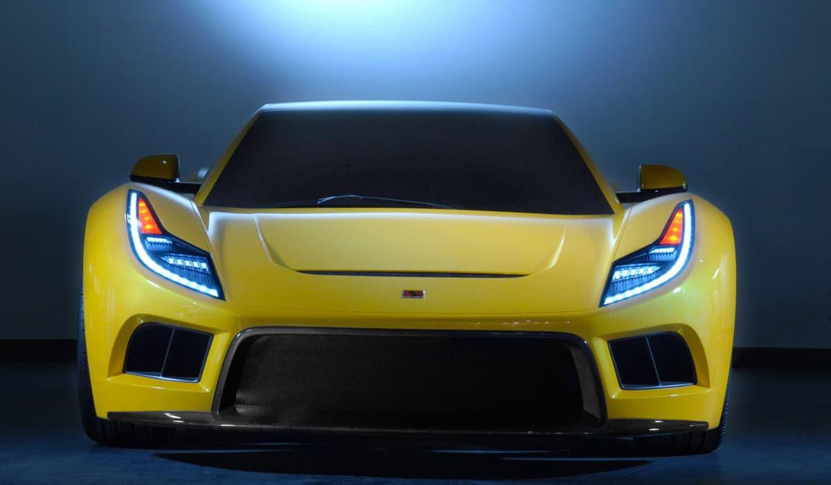 Saleen S5S Raptor(Top Speed)