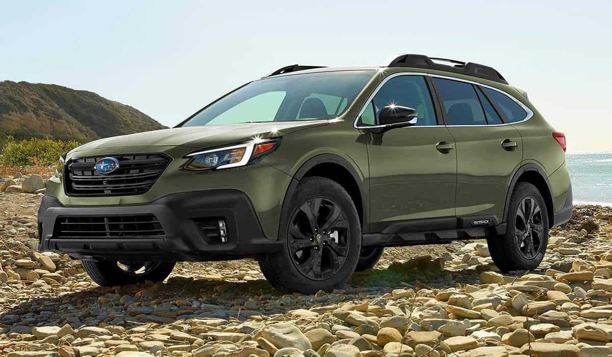 Subaru Outback(Motor 1)