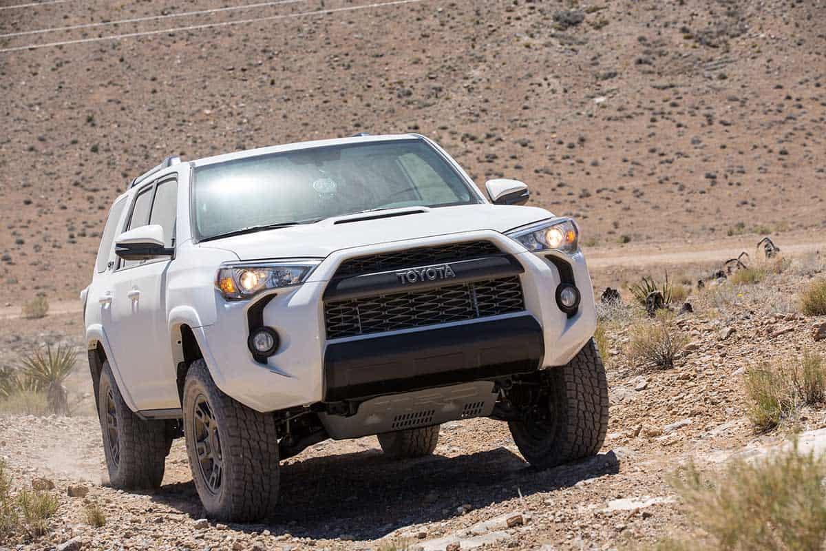 Toyota 4Runner TRD Pro(Toyota)