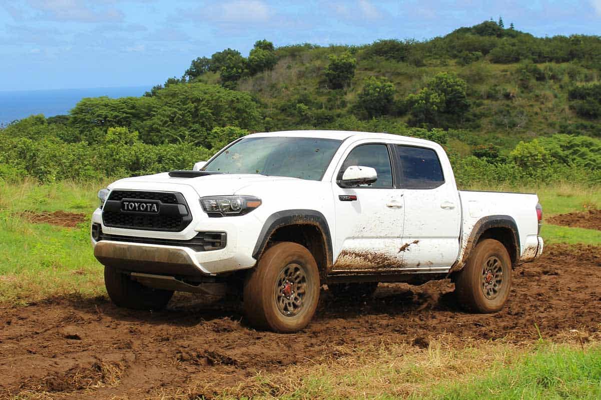 Toyota Tacoma TRD Pro(Motor 1)