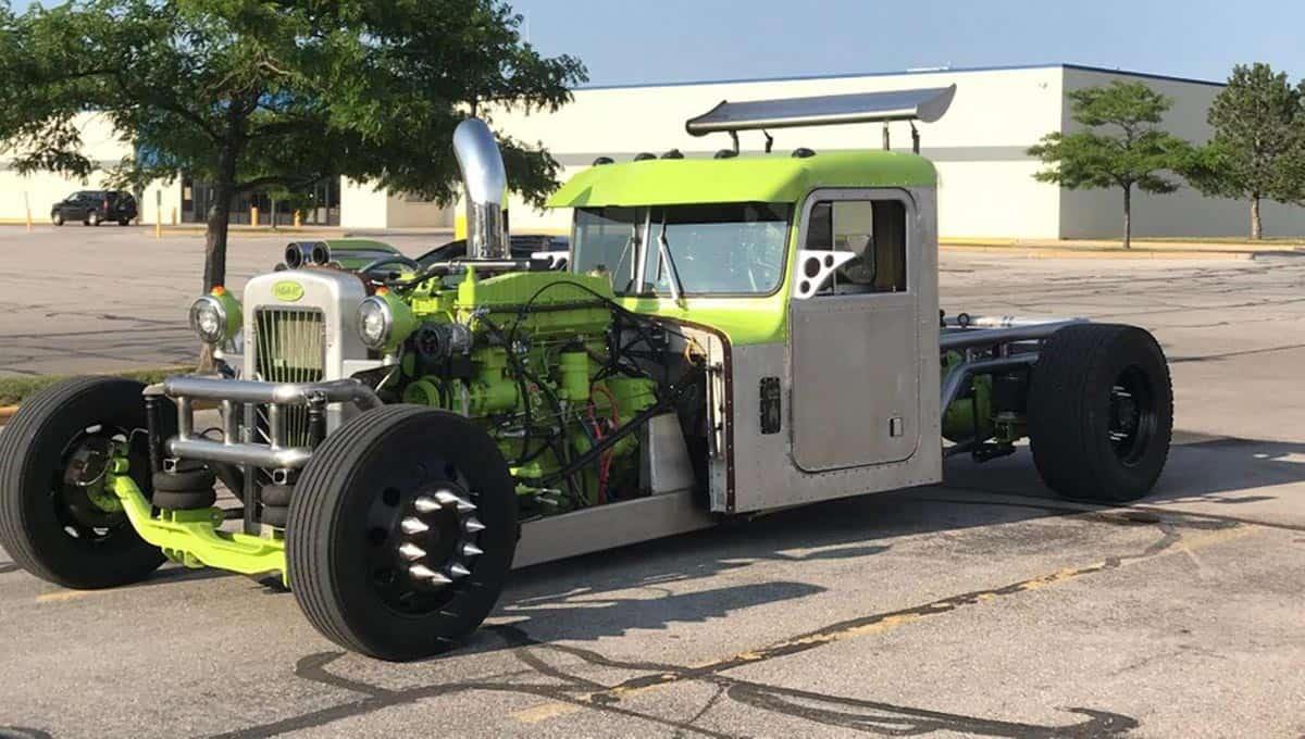 Truck Rod