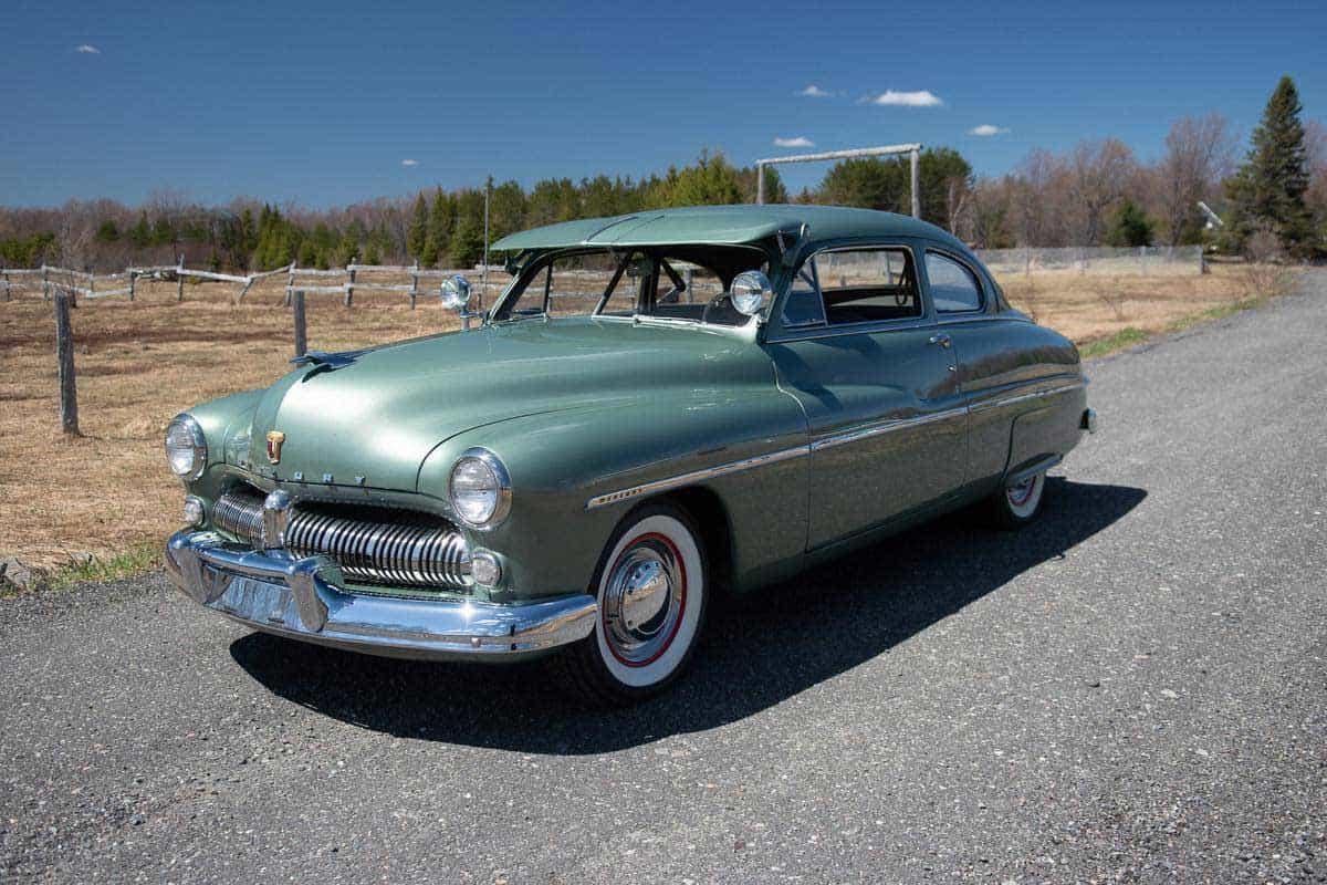 1949 Mercury Coupe (Hemmings)