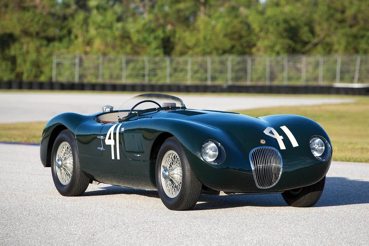 1951 Jaguar C-Type(Rm Sothebys)