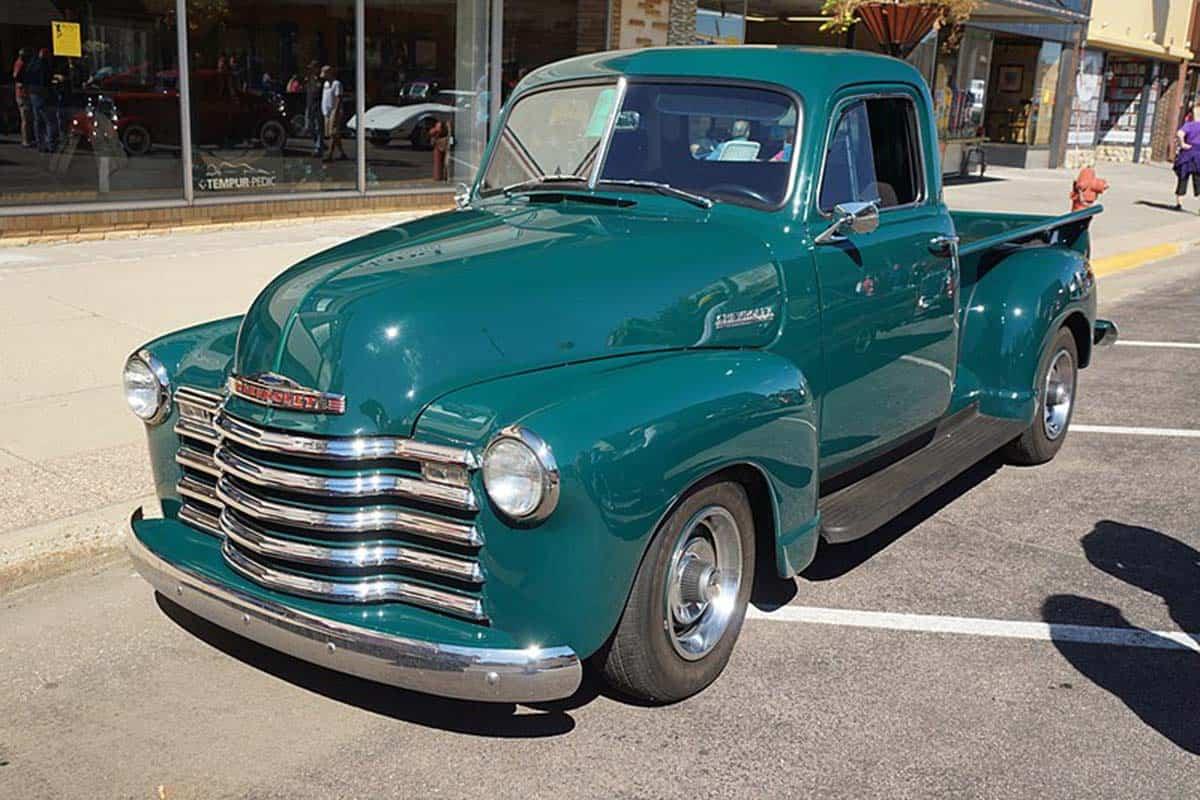 1951_Chevrolet_3100_Pick-Up
