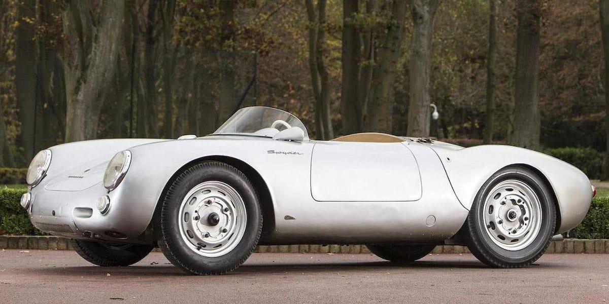 1953 Porsche 550(Hemmings)