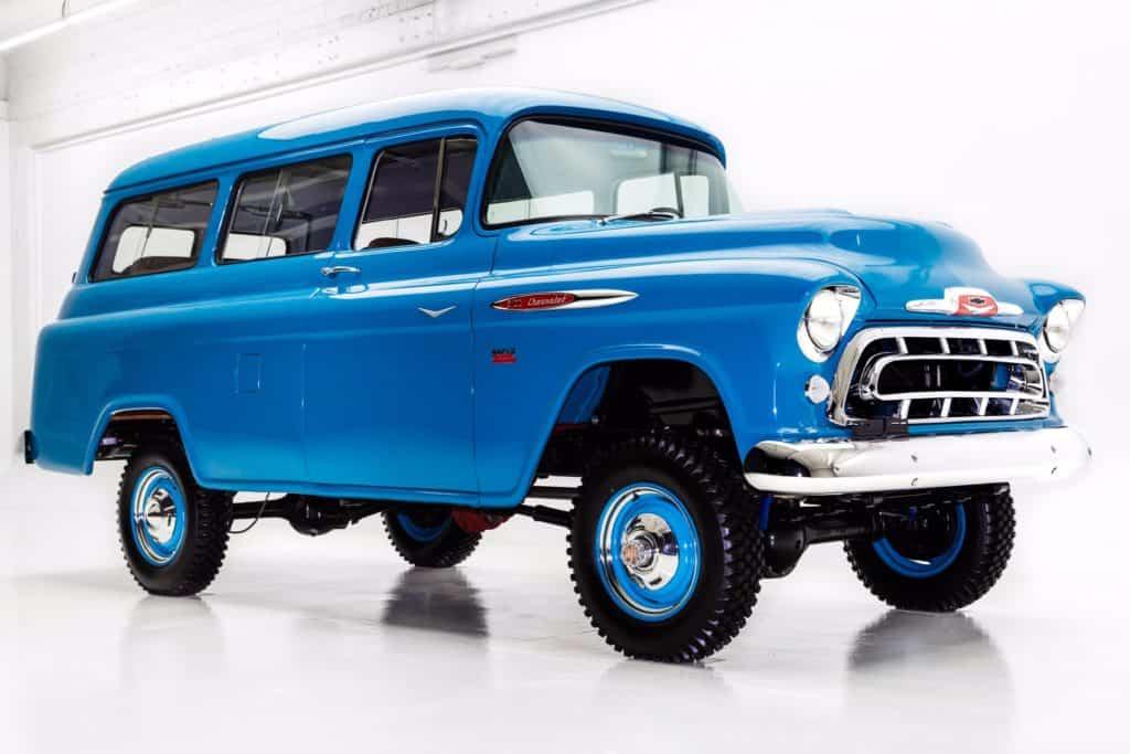 1955 GM Napco Power Pak(ADM Cars)