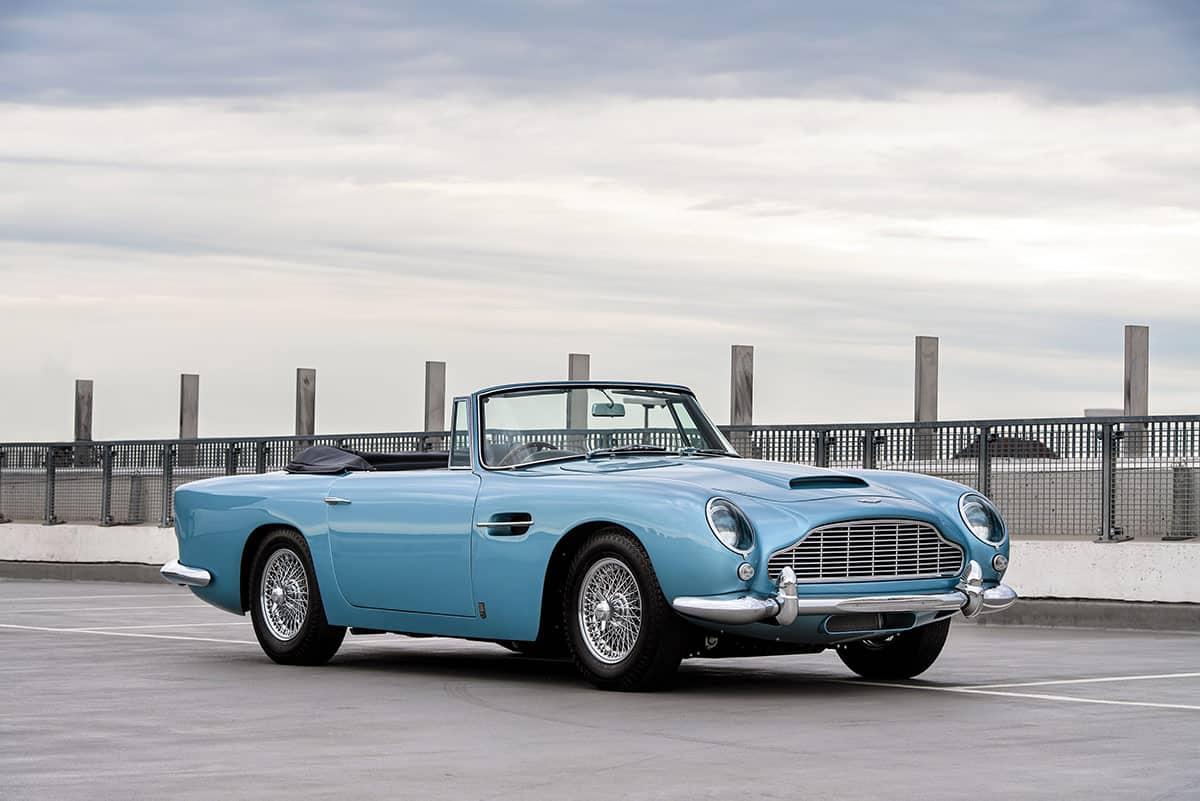 1963 Aston Martin DB5(RM Sothebys)
