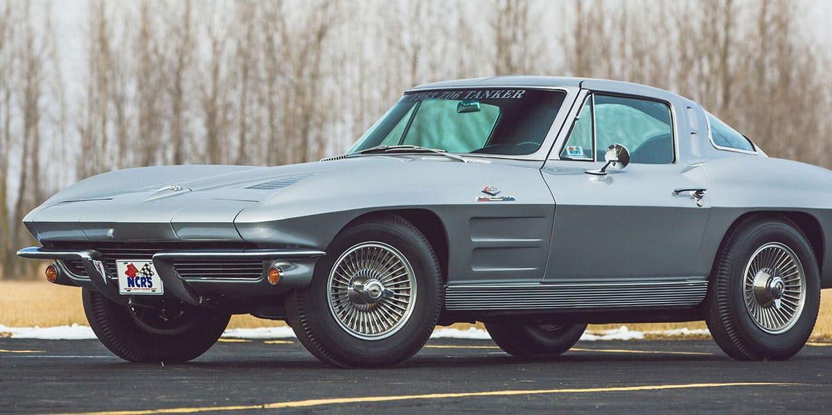 1963 Chevrolet Corvette(Hemmings)
