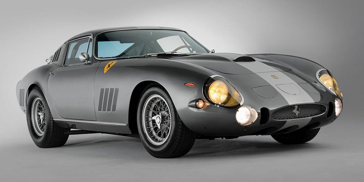 1964 Ferrari 275(Hemmings)