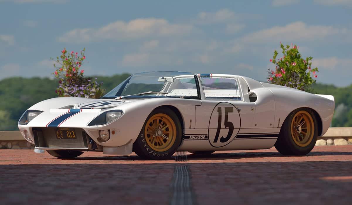 1964 Ford GT40(Hemmings)