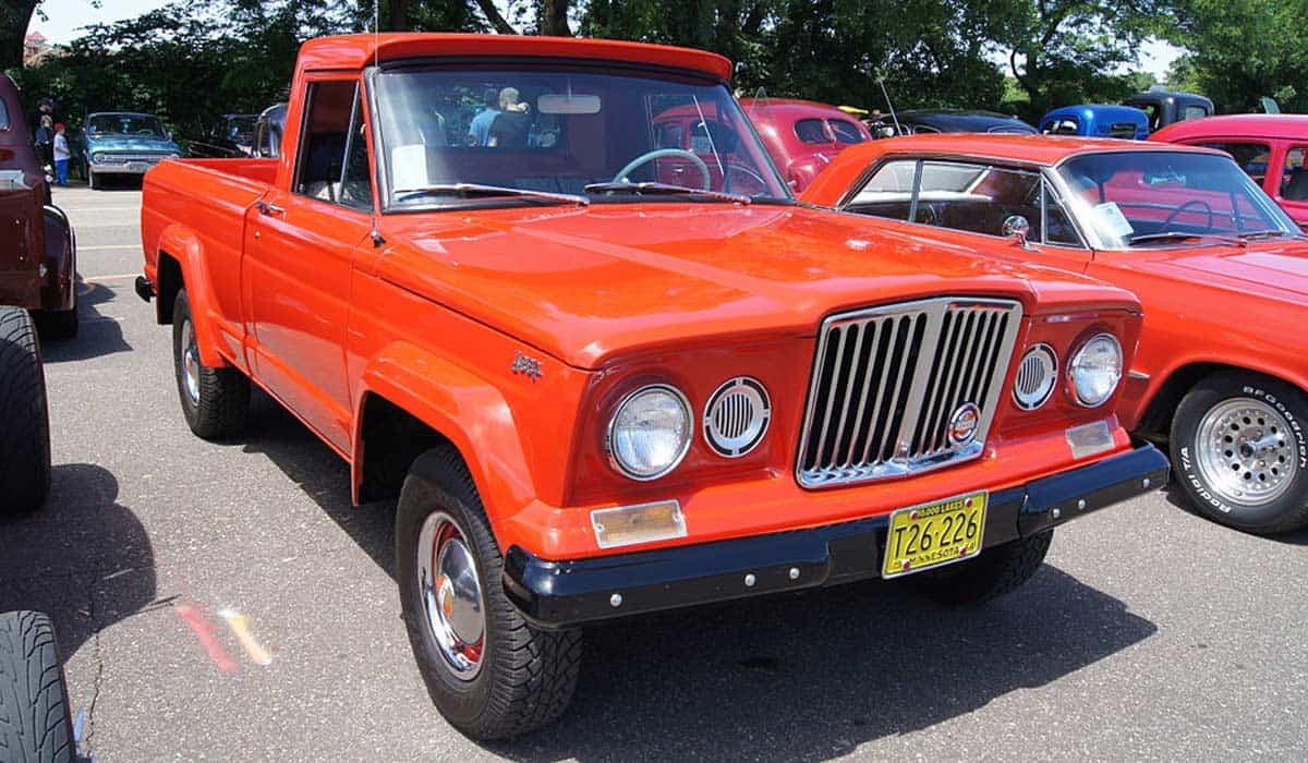 1964_JeepSJGladiator_Pick-Up