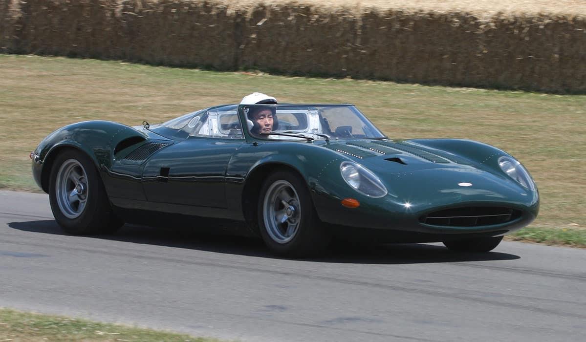 1966 JaguarXJ-13