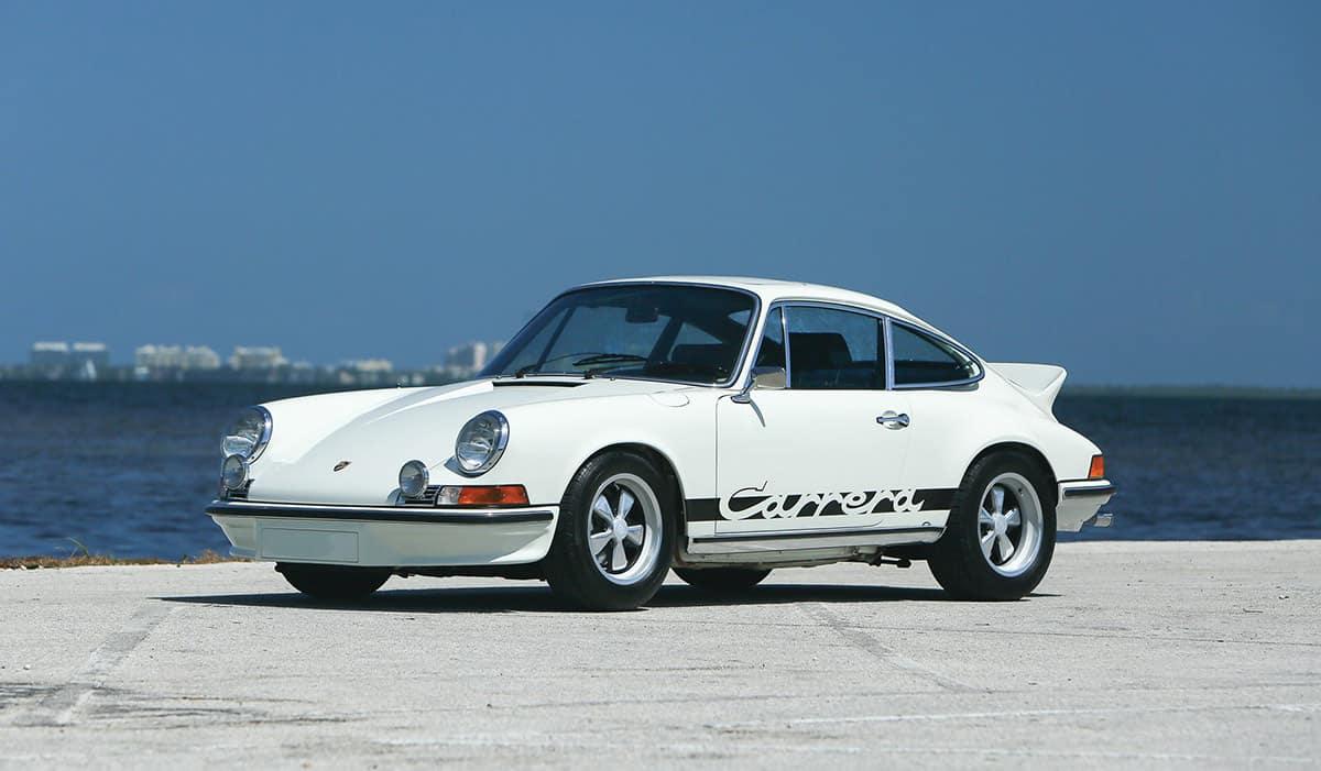 1973 Porsche Carrera 2.7 RS(RM Sothebys)