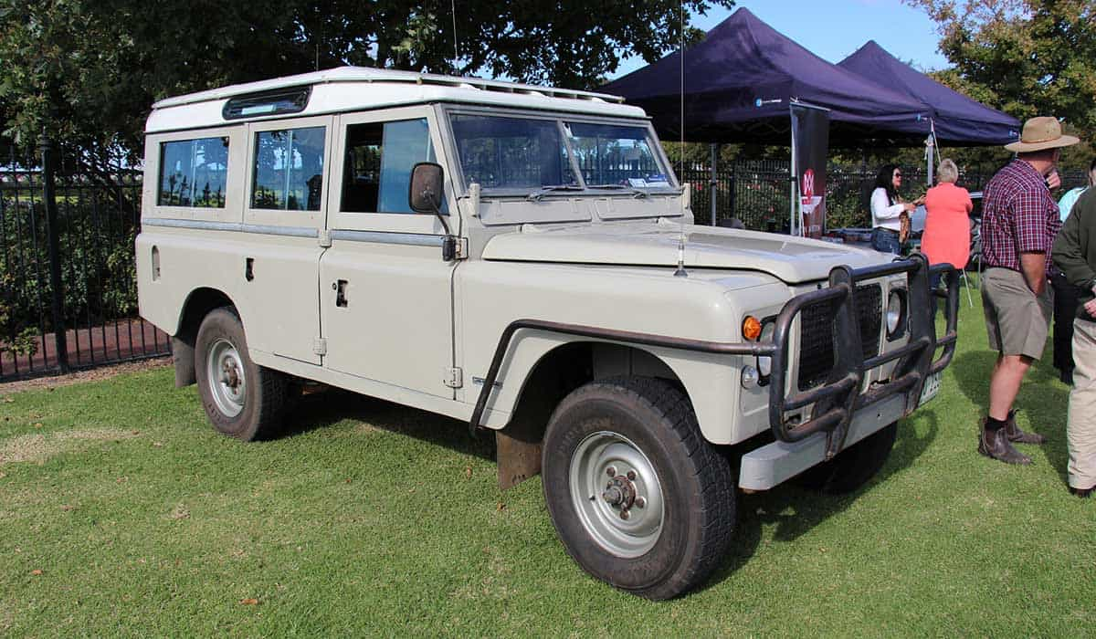 1979-1985 Stage One Land Rover