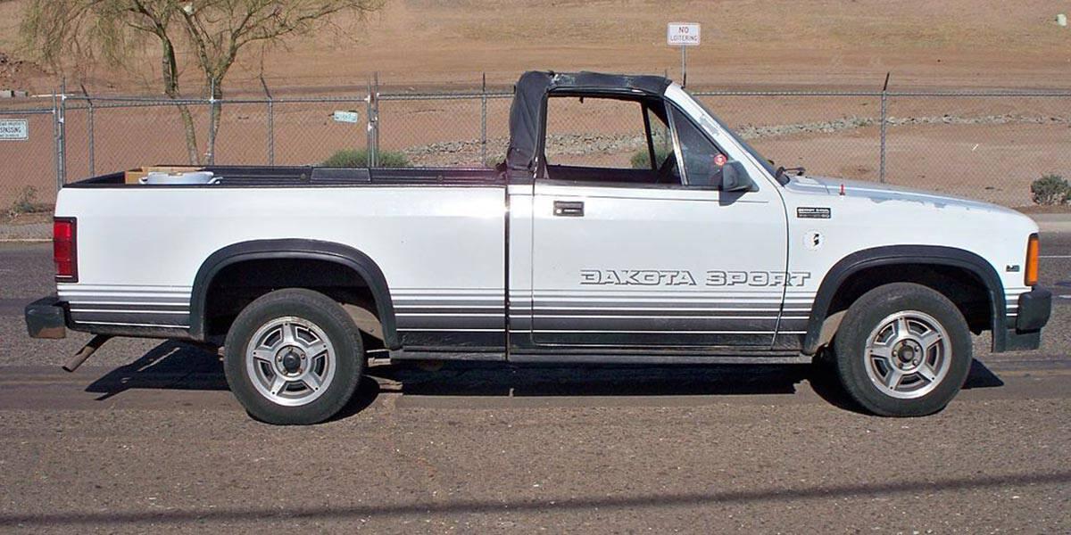 1989_Dodge_DakotaConvertible