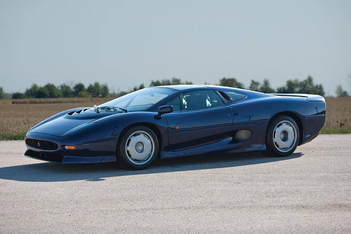 1992 Jaguar XJ220(RM Sothebys)