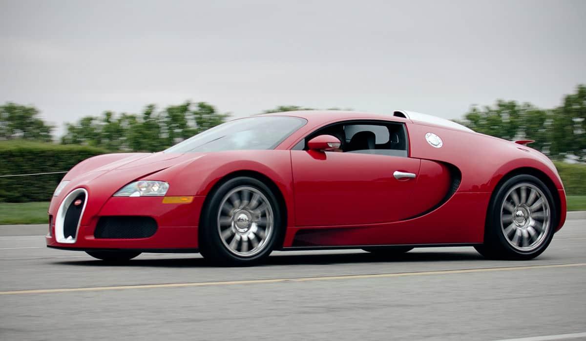 2005 Bugatti Veyron, fastest production cars