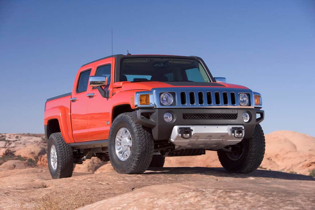 2009-hummer-h3t(Top Speed)