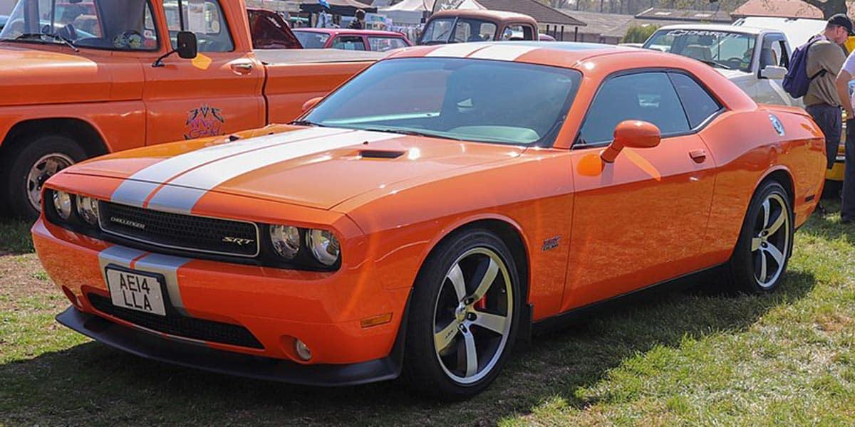 2014_Dodge_Challenger_SRT_6.4