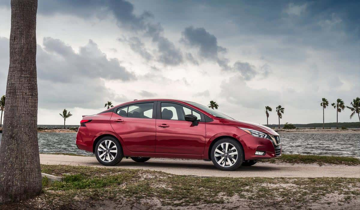2020_Nissan_Versa(The Truth about Cars)