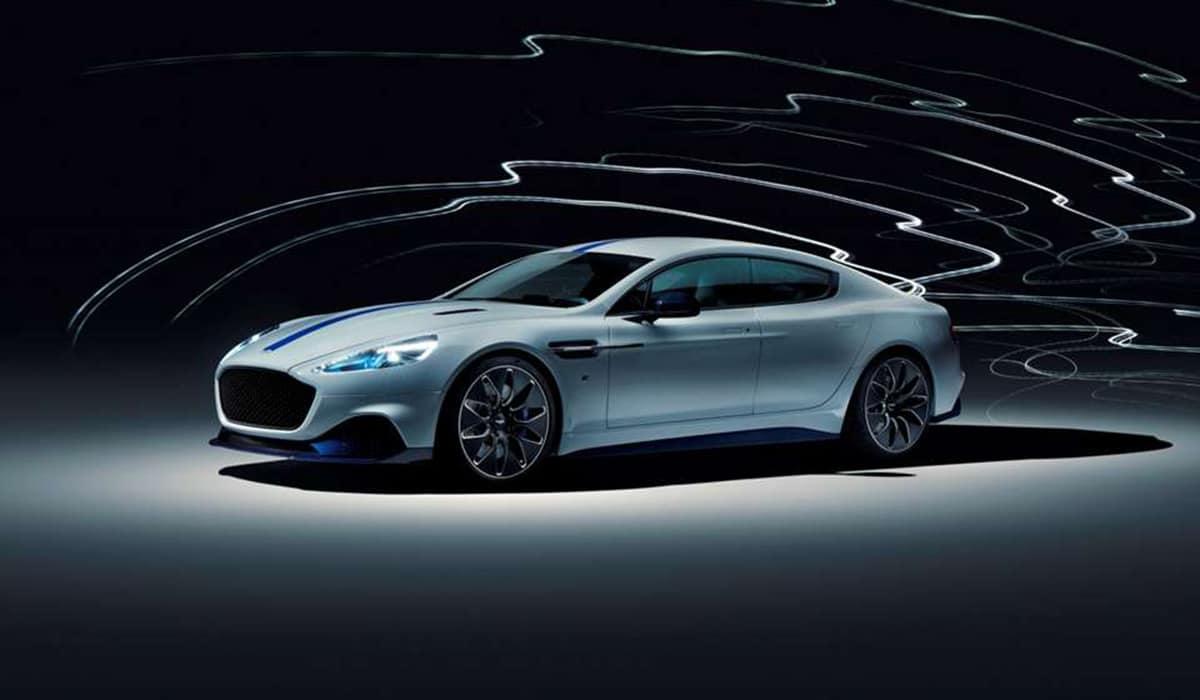 Aston Martin Rapide E(Aston Martin)